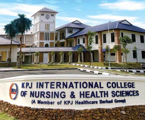 KPJ International College of Nursing and Health Sciences