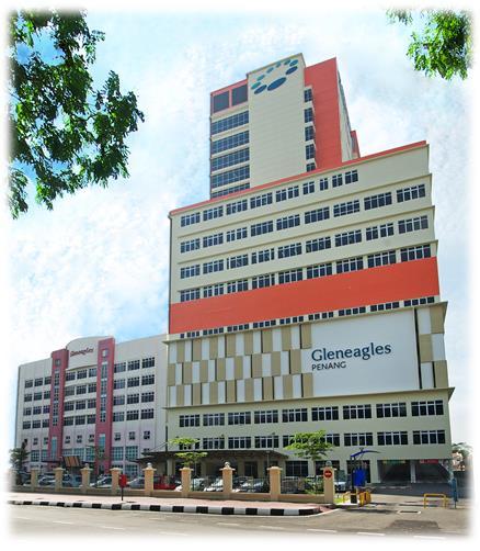 Gleneagles Penang Medical Center
